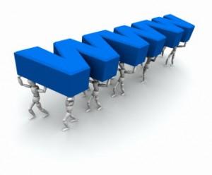 servicios de dominio y hosting