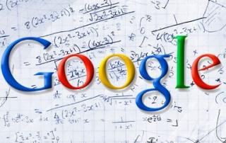 Algorimos de google
