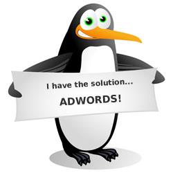 La solución, según google, la tiene el pingüino