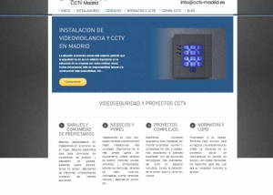 CCTV en Madrid