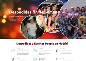 Despedidas People Madrid