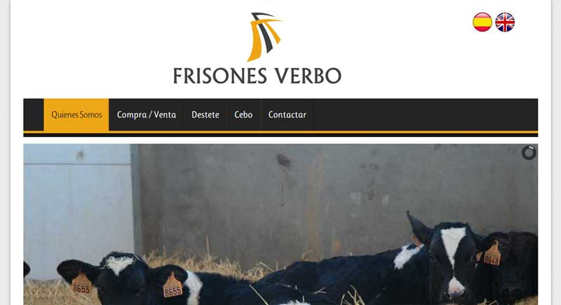 frisones-verbo
