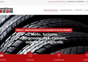 Neumáticos Ambrosio Madrid
