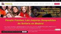 People Fiestas - Despedidas en Madrid