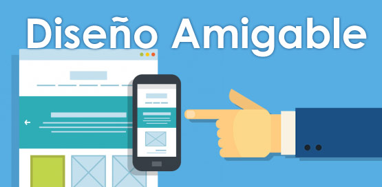 Mobile friendly (diseño amigable)