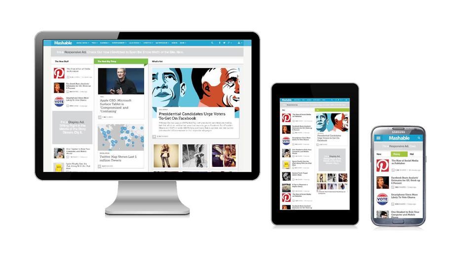 Ejemplos de webs adaptables